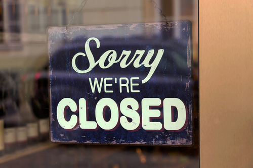 Manchester clinic closes leaving patients in the lurch