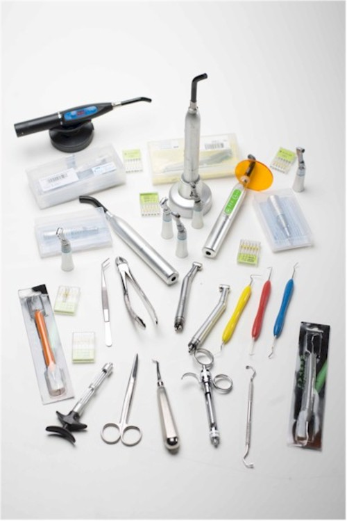 Dentist censured by GDC for using counterfeit equipment