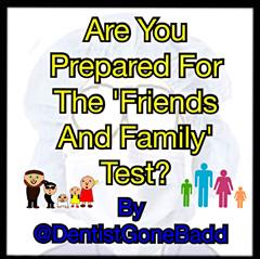 Preparing for Friends and Family Test