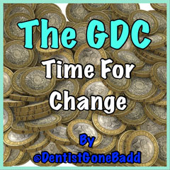 The GDC - Time for change
