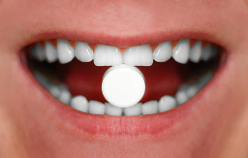 Research shows aspirin could repair tooth decay
