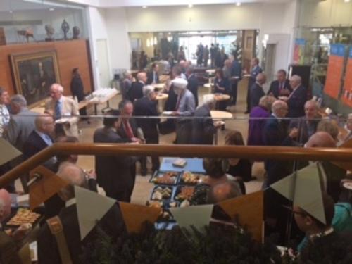BDA celebrates 50 years at Wimpole Street