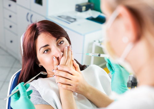 Link found between dental phobia and oral health