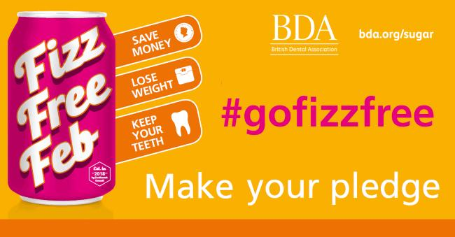 BDA backs Fizz Free Feb
