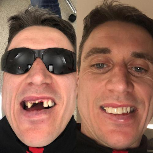 Dentist comes to aid of injured jockey