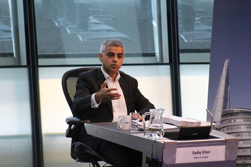 Mayor of London outlines his oral health ambitions