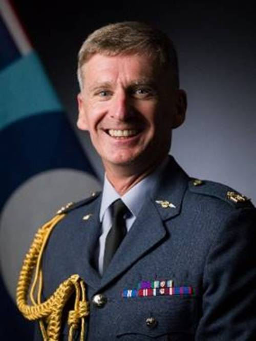 Faculty Vice-Dean made QHDS and RAF CDO