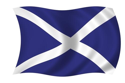 Scotland - more registrations but fewer visits