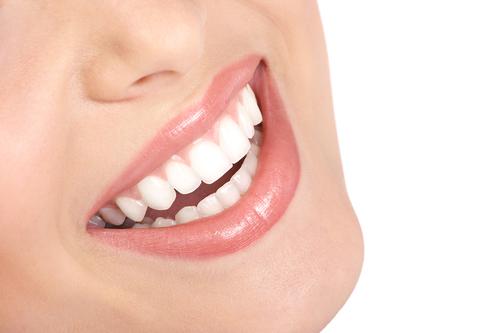 Illegal teeth whitening caused
