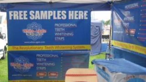 Massive fine for teeth whitening family