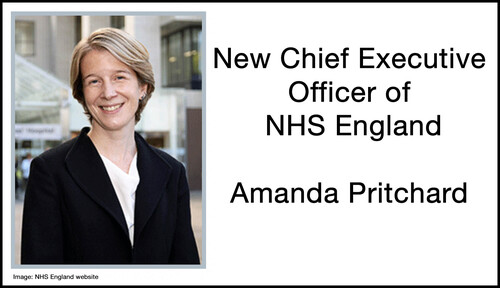 New NHS CEO Appreciates the Importance Of Health Service Dentistry