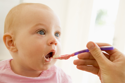 PHE warns infant diets have too high sugar content