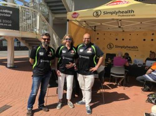 Simplyhealth Professionals to sponsor third season of Boundaries For Life