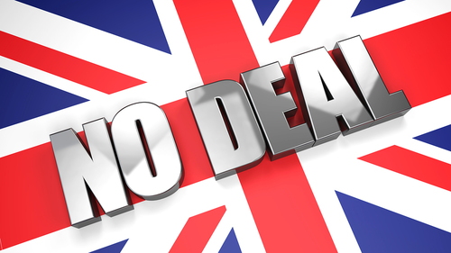 Government reports on healthcare arrangements in event of No Deal Brexit