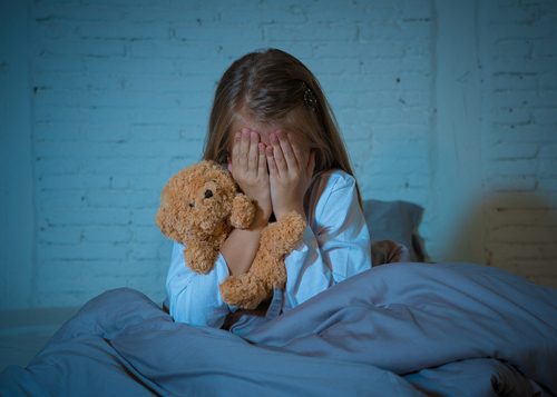 One in eight children suffer from nightmares about their teeth