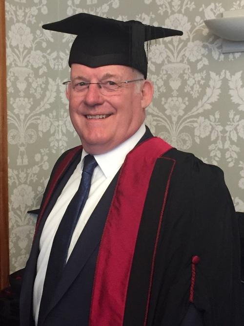 John Milne awarded FGDP Fellowship