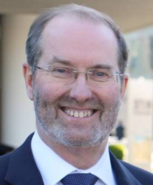 Stephen Henderson appointed Head of Dental Division MDDUS