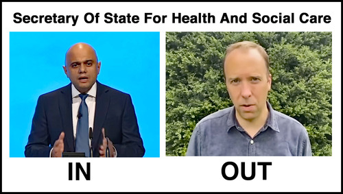 Where Does Dentistry Lie In The New Health Secretary's In-Tray?