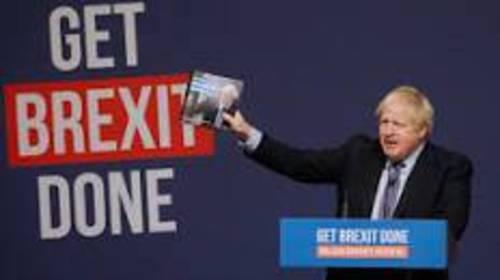 Boris Johnson launches Conservative Party manifesto