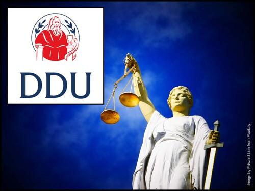 DDU Defeats DLP In Court