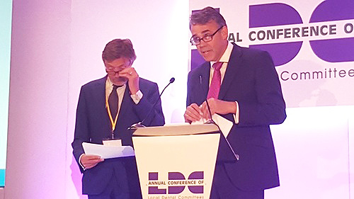 GDPC Vice-Chairs report to LDC Conference