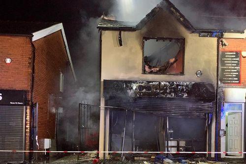 Dental laboratory fire was 'premeditated arson attack'