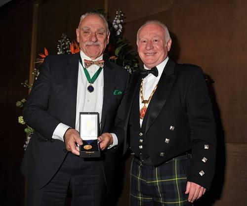 Mike Mulcahy awarded FGDP Medal
