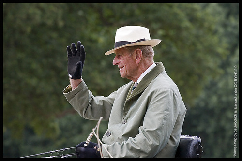 Dental Tribute To Prince Philip