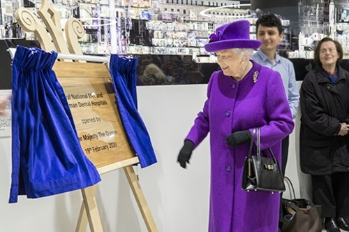 Queen: 'I  had braces too - a very long time ago'