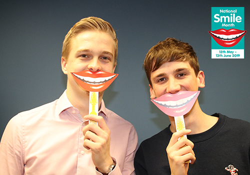 National Smile Month 2019 – get involved