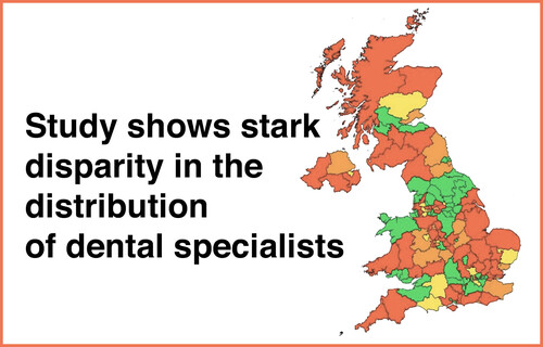 BSPD Calls For Increase In Paediatric Dental Specialists
