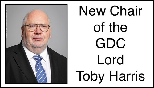 New Chair Of The GDC Announced