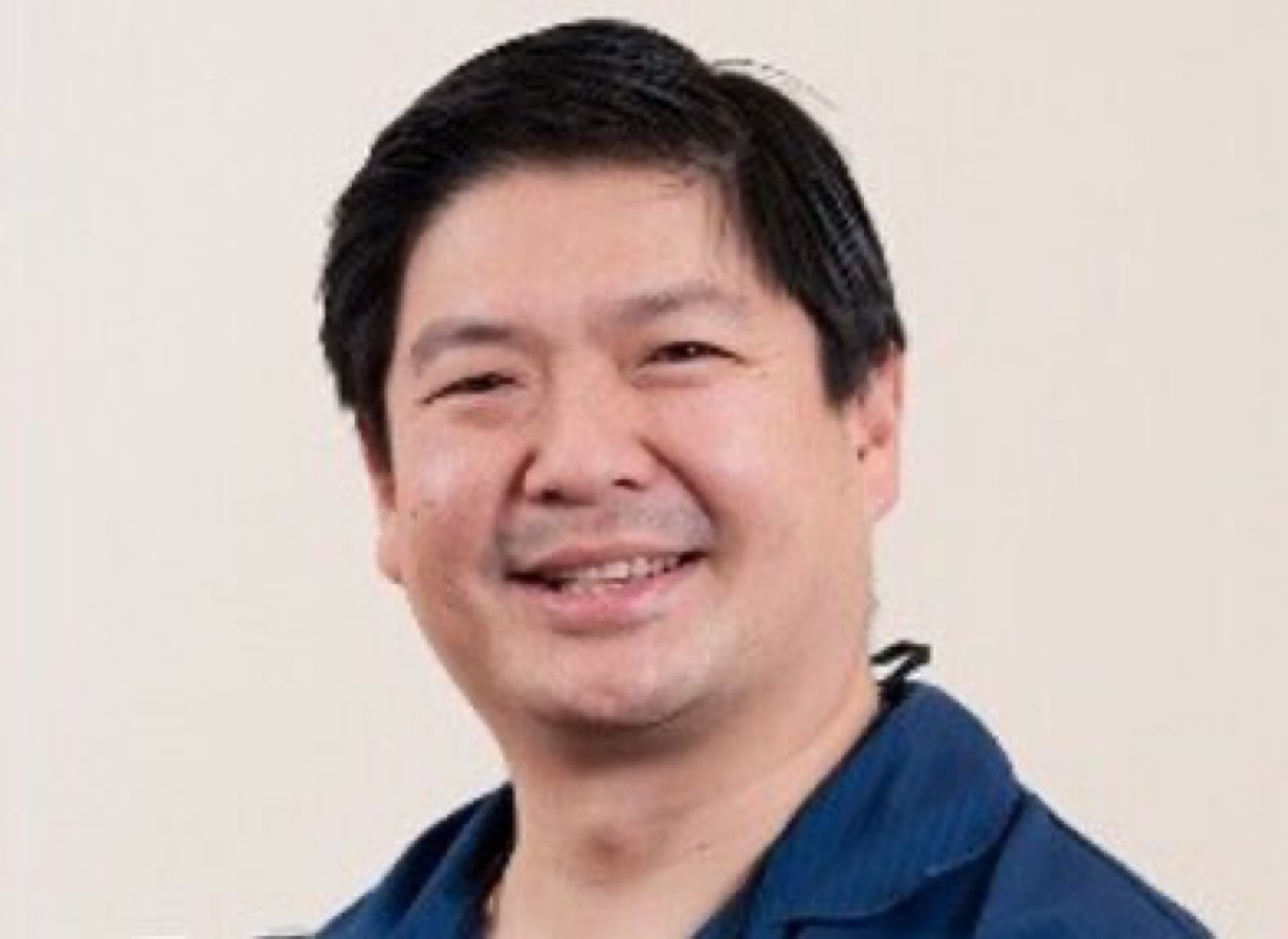 Jason Wong made MBE in New Year Honours