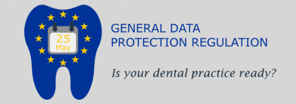 Is your dental practice ready for GDPR?