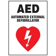 Buy an AED - a patient arrested in my dental surgery