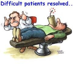 6 Top Tips for dealing with difficult patients