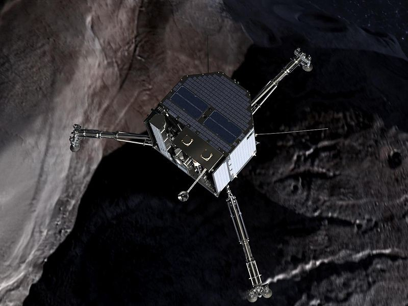 Reaching Comet 67P - Great achievement by the human race