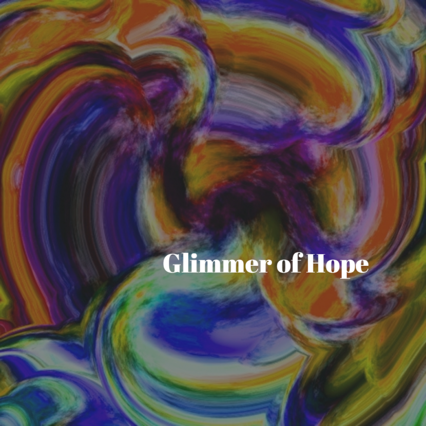 A tiny glimmer of Hope…