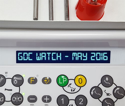 GDC Watch May 2016