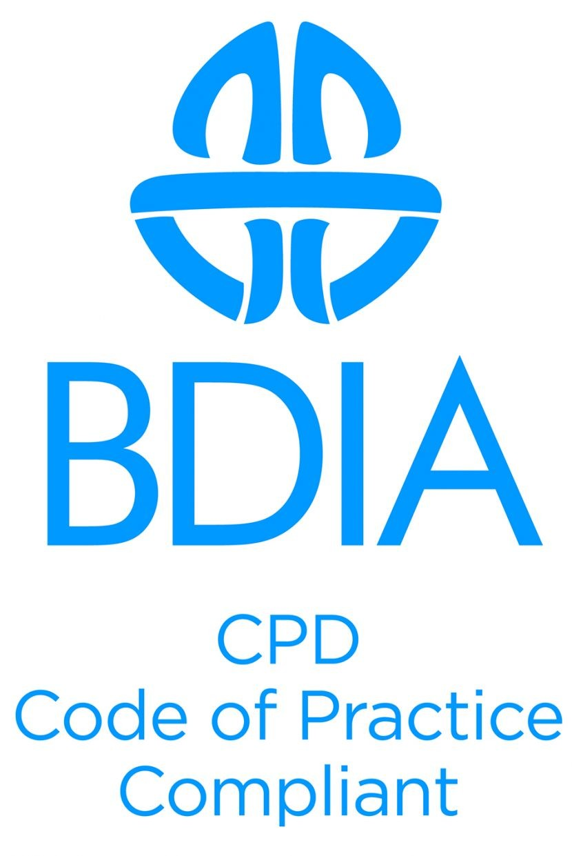 BDIA Code of Practice awarded to training team at Simplyhealth Professionals for dental CPD