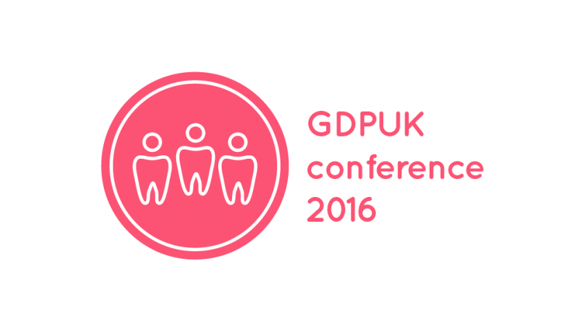 GDPUK Conference 2016 - November 4th - Manchester