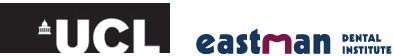 Visit UCL Eastman At Showcase - E210
