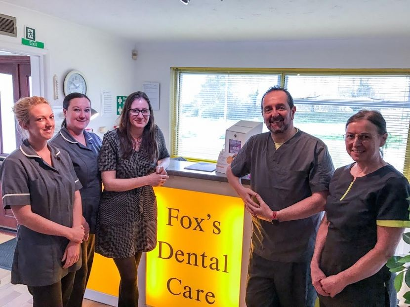 Simplyhealth signs another 50/50 Dental Partnership