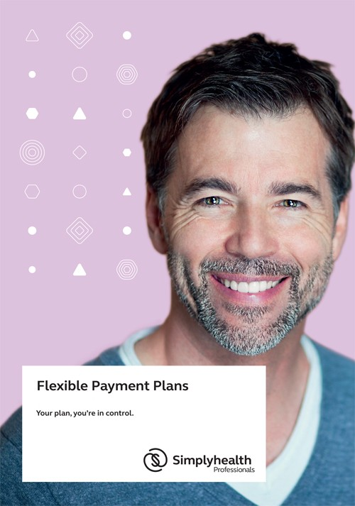 New Flexible Payment Plans launched by Simplyhealth Professionals