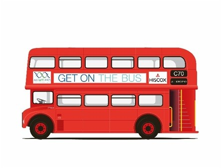 Get on the bus with All Med Pro at the Dental Showcase 2016