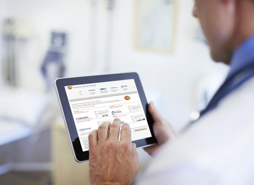 GSK Online Education Modules help DHCPs gain over 3000 hours of free verifiable CPD