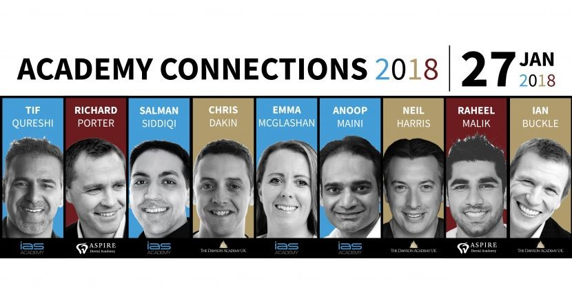 Don't Miss Academy Connections 2018