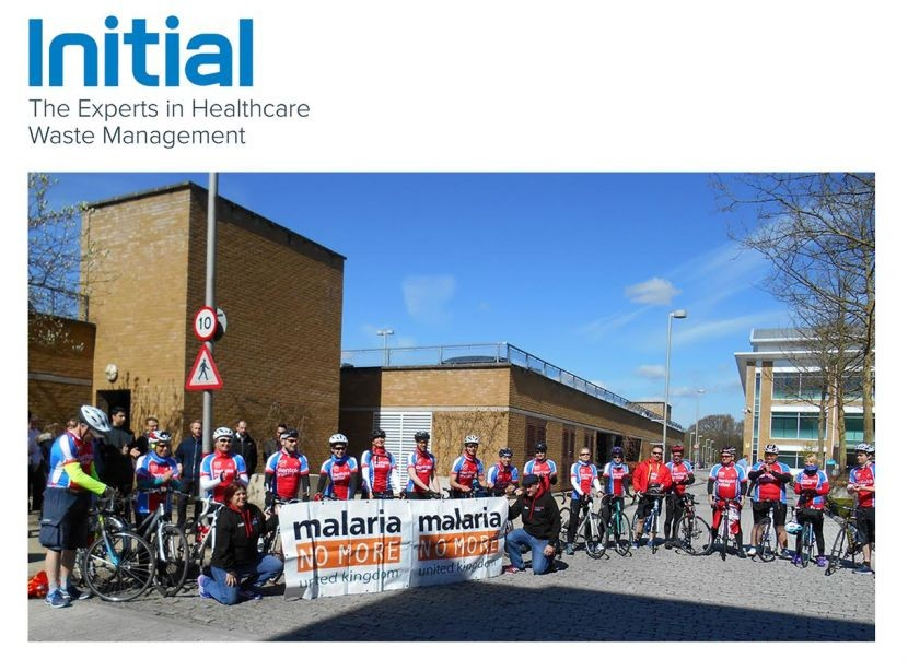 Rentokil Initial raises more than £100K for charity