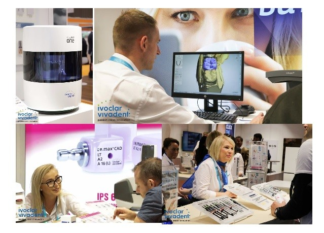 Ivoclar Digital attracts at Dentistry Show and DTS
