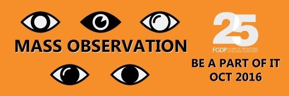 MASS OBSERVATION – Your profession, Your experiences, Your opinions